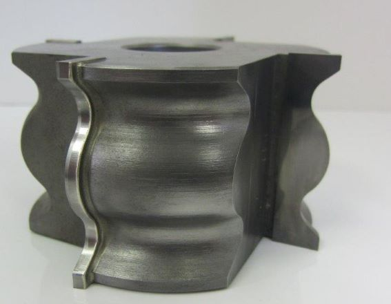 Brazed Cutter from Total Tooling Technology