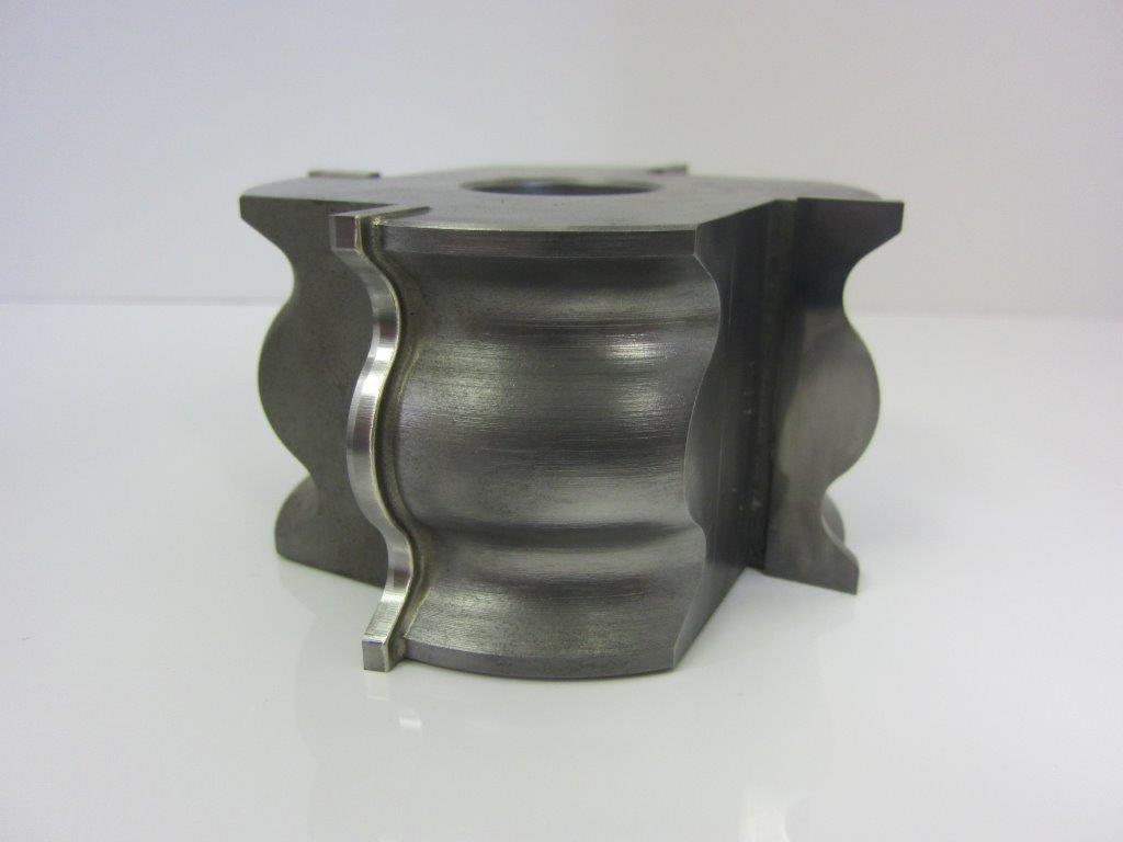 Brazed Tooling from Total Tooling Technology